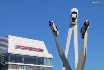 Visite à Stuttgart, la maison de Porsche et Mercedes-Benz