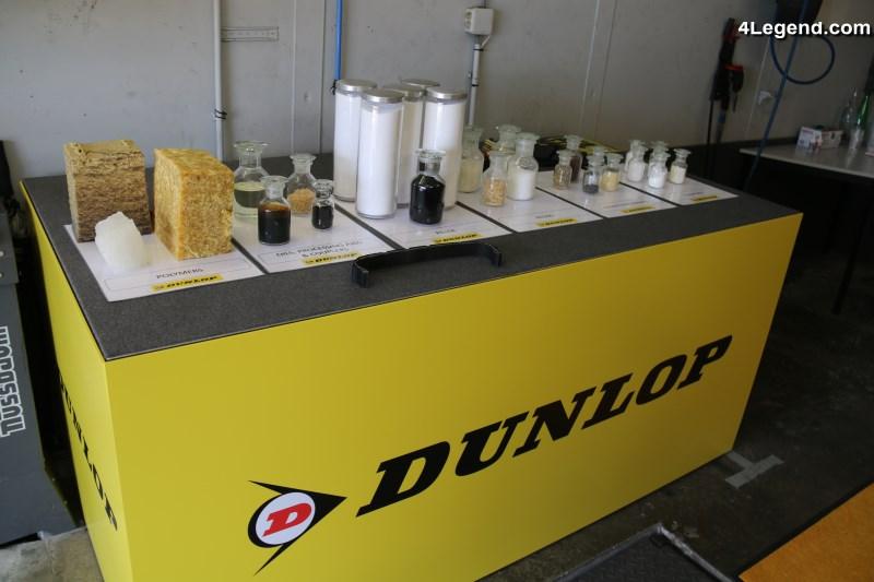 les composants du nouveau pneu dunlop sport maxx race 2. Black Bedroom Furniture Sets. Home Design Ideas