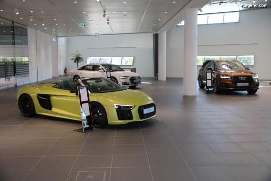 Audi commence le deuxième trimestre 2018 par une hausse de ses ventes