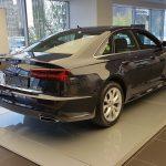 Visite de la concession Audi Dosandaero à Seoul en Corée du Sud