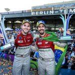 Formule E – Un superbe doublé d'Audi à Berlin grâce à Daniel Abt et Lucas di Grassi