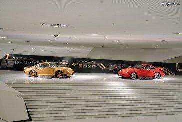 Histoire de la personnalisation Porsche – Une longue tradition perpétuée par Porsche Exclusive Manufaktur