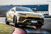 Le Lamborghini Urus devient le Lead Car du Lamborghini Super Trofeo Europe