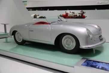 Porsche 356 «Nr.1» Roadster de 1948 – La première voiture Porsche