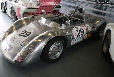 Porsche 550 Durlite MkIII de 1959 – Un modèle unique sur la base de la 550 Spyder 550-0059 de 1955