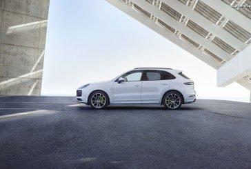 Porsche Cayenne E-Hybrid – Le Cayenne se décline désormais en version hybride rechargeable