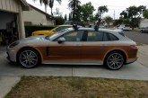 Une Porsche Panamera 4 Sport Turismo Woodie à la sauce Beach Boys