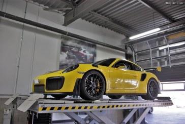 Porsche 911 GT2 RS: les dessous de la bête
