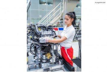 Production d'une nouvelle famille de moteurs 3 cylindres chez Audi Hungaria