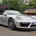 Roadshow Porsche sur le circuit du Laquais: essais 911 Turbo S et Panamera 4 E-Hybrid