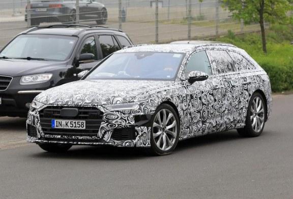Spyshots de la nouvelle Audi S6 Avant qui abandonne son V8 pour le V6 biturbo des Audi RS 4 et RS 5
