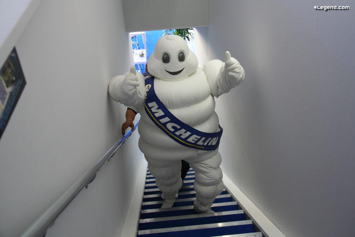 1898 - 2018 : le Bonhomme Michelin fête ses 120 ans