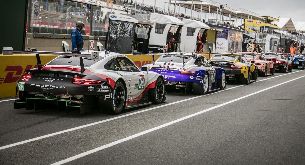 24H Mans 2018 - Pole position pour les Porsche 911 RSR en GTE-Pro et GTE-Am
