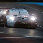 24H Mans 2018 – Porsche toujours en tête des catégories GTE Pro et GTE Am au matin