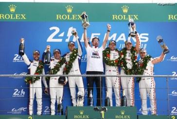 24H Mans 2018 – Retour sur les faits marquants de la course que Porsche a gagnée dans 2 catégories