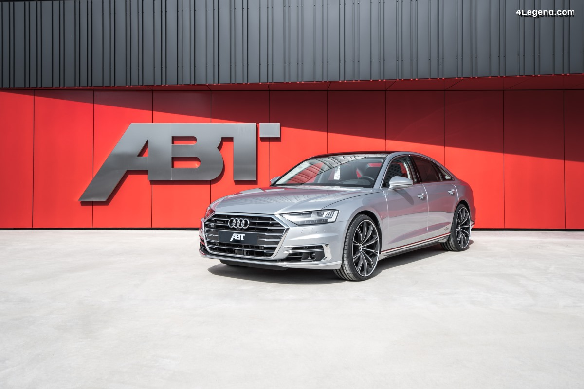 ABT dévoile sa préparation pour l'Audi A8 50 TDI : 330 ch et 650 Nm
