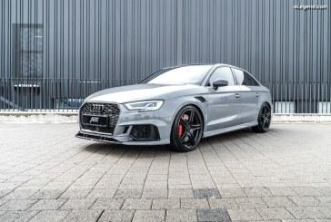 Nouvelle ABT RS3 de 500 ch – Une Audi RS 3 berline surpuissante