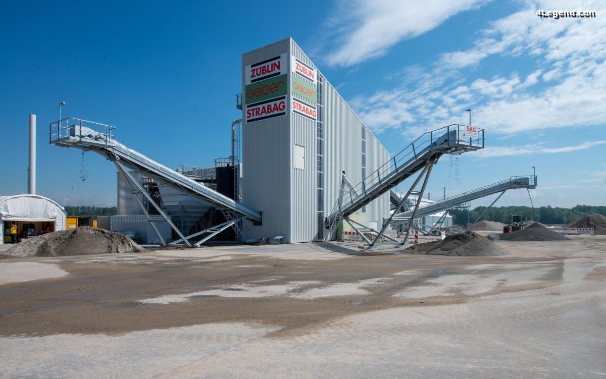 IN-Campus GmbH - Audi et la ville d'Ingolstadt assainissent le site de la raffinerie devenant un parc technologique