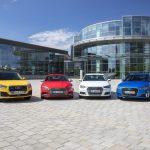 Visite de l'Autorité de contrôle de l'autorité fédérale allemande des transports (KBA) chez Audi à Ingolstadt