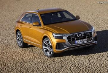 L'Audi Q8 : le nouveau visage de la gamme Audi Q