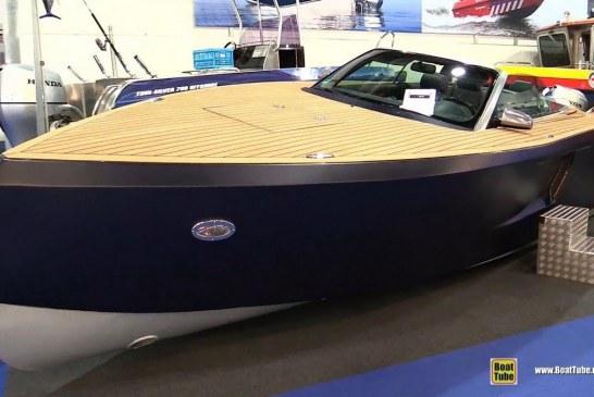 Autoboot – Un bateau unique construit autour d'une Audi A4 Cabriolet