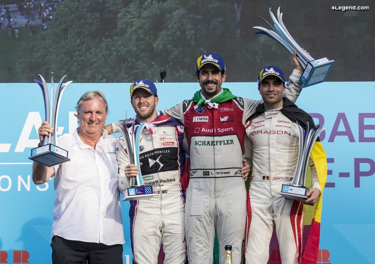 Formule E - Victoire historique pour Audi avec Lucas di Grassi devant le record de participation à Zurich
