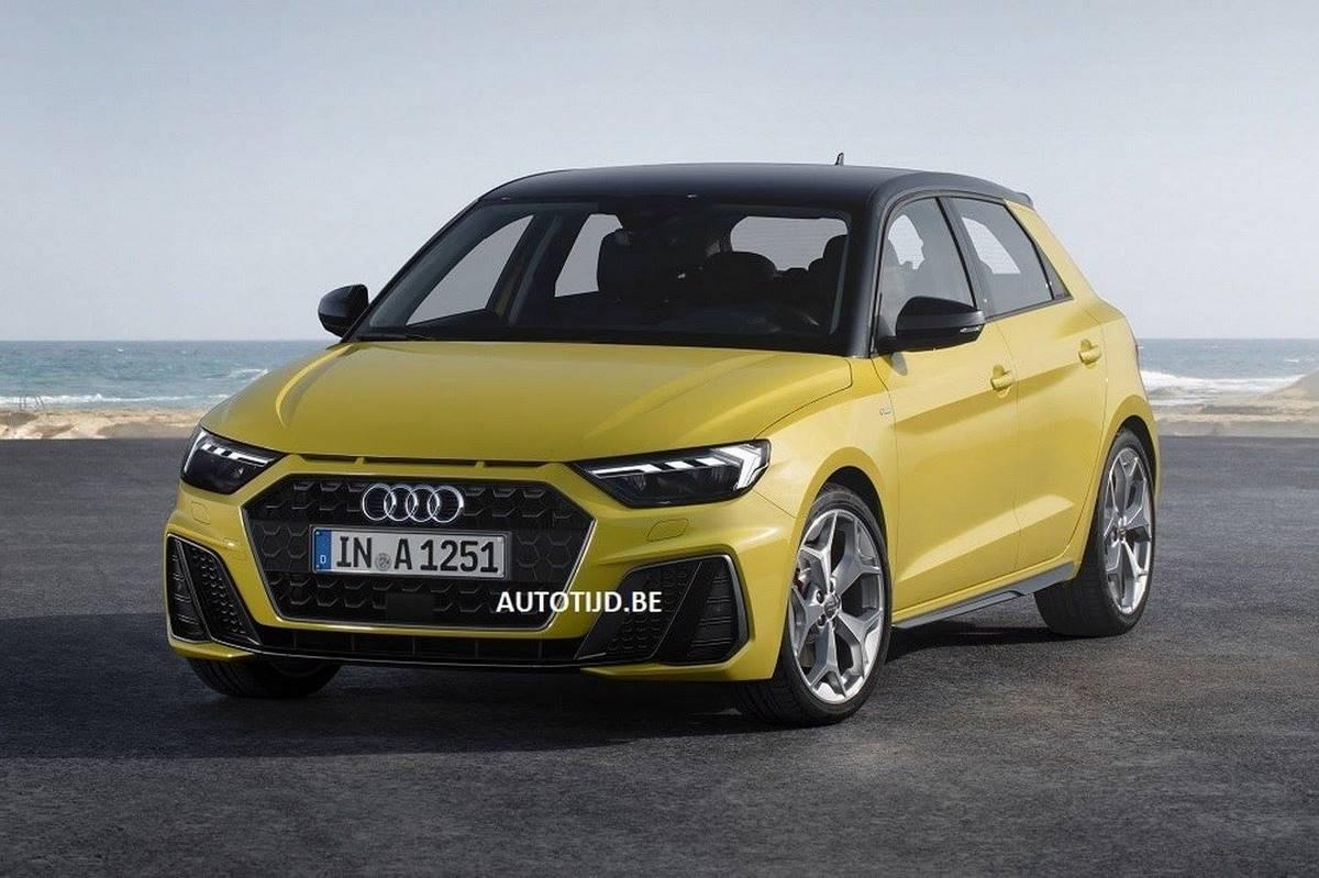 La nouvelle Audi A1 se dévoile avant l'heure
