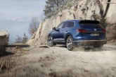 Des pneus Goodyear en première monte sur le Volkswagen Touareg