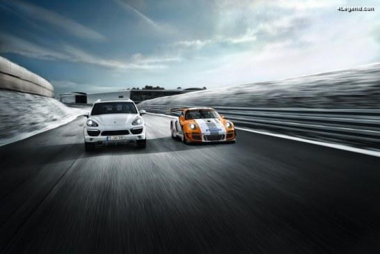 Histoire des voitures hybrides de Porsche
