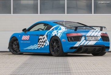 MTM Audi R8 V10 Plus Supercharged – 802 ch et 710 Nm via un compresseur