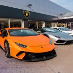 Une nouvelle concession Lamborghini à Chelmsford au Royaume-Uni