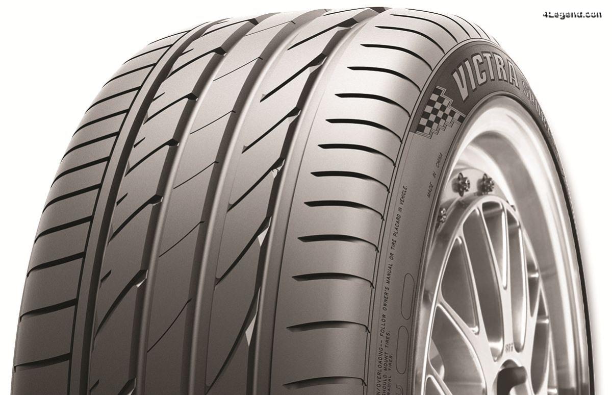 Pneu Maxxis Victra Sport 5 - Un nouveau pneu sportif premium