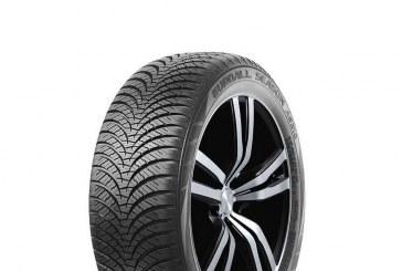 Falken Euroall Season AS210 – Un nouveau pneu toutes saisons pour voitures et SUV
