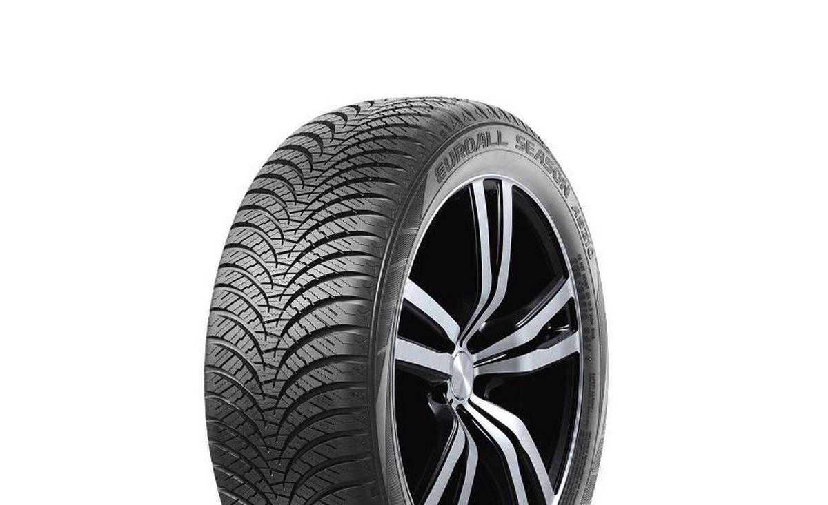 Falken Euroall Season AS210 - Un nouveau pneu toutes saisons pour voitures et SUV