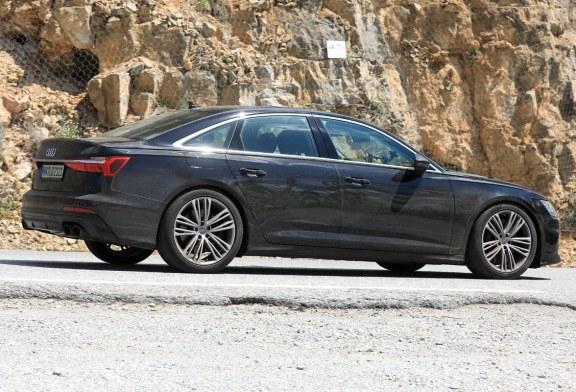 Spyshots Audi S6 C8 – Elle se dévoile sans camouflage