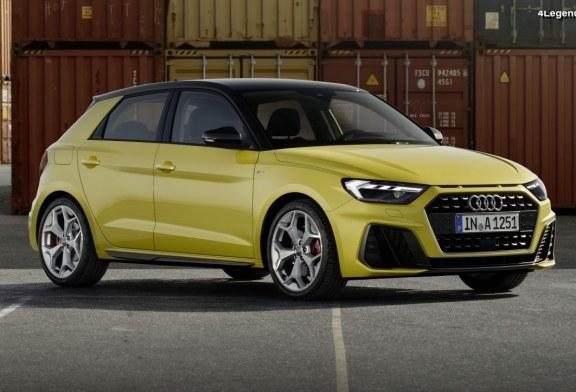 Nouvelle Audi A1 Sportback – Idéale pour la vie urbaine