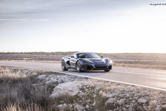 Porsche entre au capital de l'entreprise croate Rimac Automobili