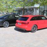 Légère hausse des ventes Audi en mai 2018 par rapport à 2017
