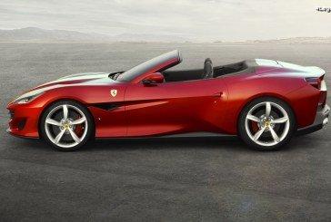 Le pneu Bridgestone Potenza S007 en première monte sur la Ferrari Portofino