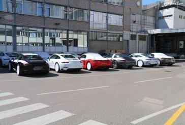 Porsche continue de vendre des voitures neuves et prépare sa gamme de modèles adaptés aux normes WLTP