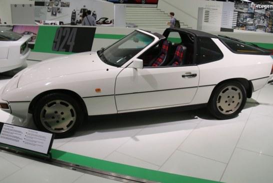 Porsche 924 Turbo Targa de 1979 – Un concept unique de Targa pour la 924