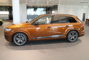 Audi continue à travailler dur sur un programme systématique de mesures et d'essais conformes au WLTP