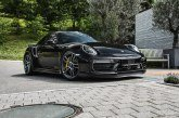 Techart GTsport 1 of 30 – Un pack exclusif et limité pour la Porsche 911 Turbo S (Type 991.2)