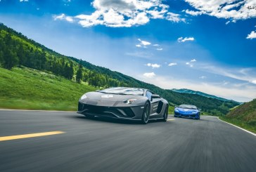 2018 China Giro – Un superbe road trip Lamborghini en Chine