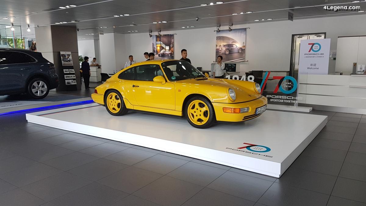 Porsche en Chine : mobilité individuelle et passion automobile
