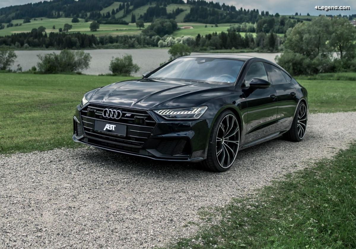 ABT Audi A7 3.0 TFSI - 425 ch et jantes de 22 pouces