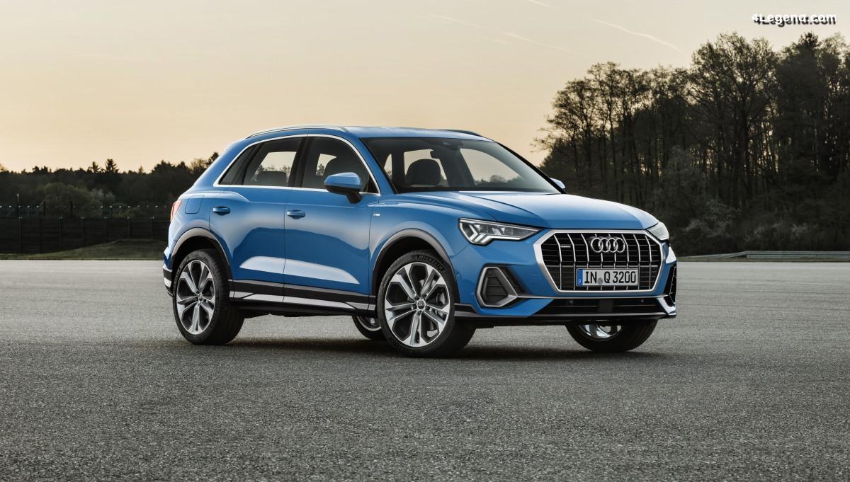 Audi Q3 de seconde génération - Un modèle à succès doté de nouveaux atouts