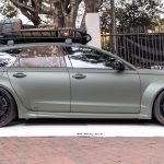 Audi RS 6 Wide Body par RACE! – Une RS 6 Avant au look militaire