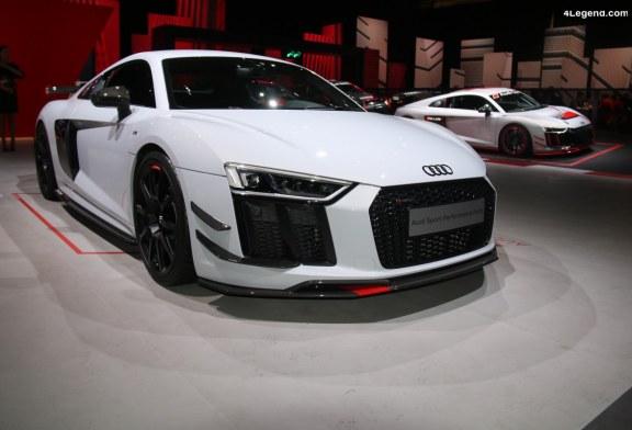 Audi Sport Performance Parts R8 Edition – Une Audi R8 V10 plus limitée à 44 exemplaires