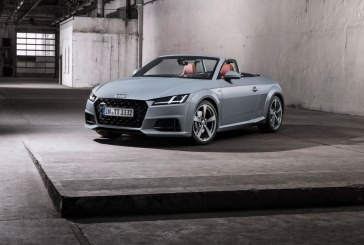 Audi TT 20 years – Une série limitée de 999 exemplaires pour les 20 ans du TT